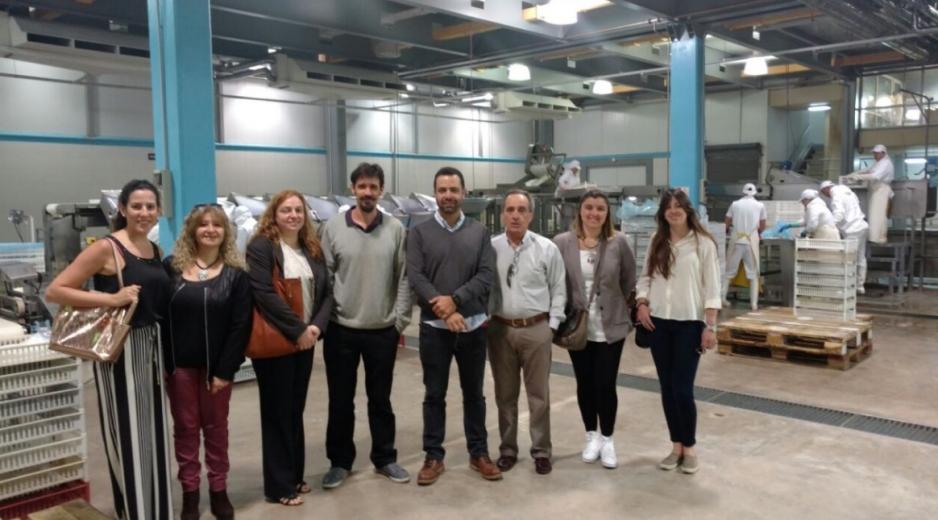 Supermercadistas de países vecinos visitaron Solimeno Mare