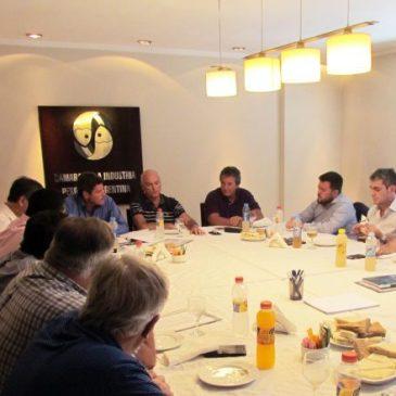 Cepa aportó ante Loboscco y Castello su visión sobre una nueva Ley de Puertos