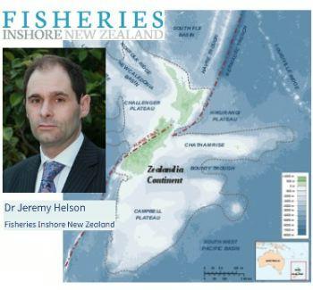 La industria pesquera aporta U$S 2900 millones a la economía neozelandesa