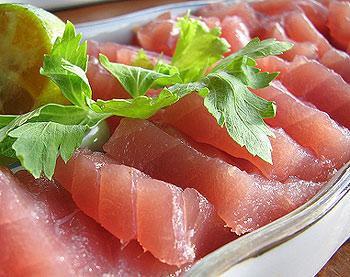 El atún rojo mantiene su popularidad en Japón, pero no en el primer puesto