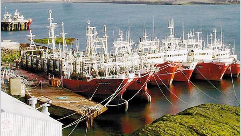Empresas pesqueras en alerta por posibles recortes en el presupuesto del INIDEP