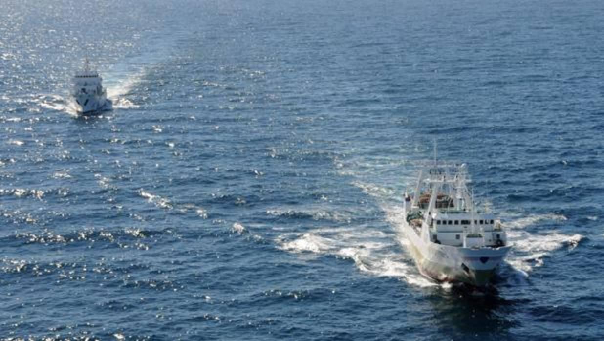 Buque español admite que pescó en aguas argentinas por 'un error de GPS'
