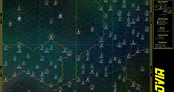 Trans Dolovia Sector