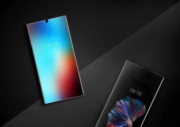 Sharp Temmuz'da İki Yeni Çerçevesiz Telefonunu Tanıtacak