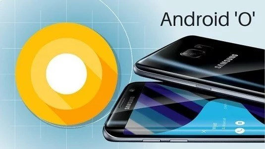 Galaxy S8 Android 8.0 Oreo