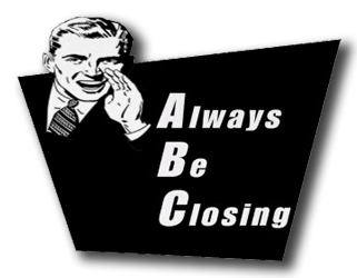 CLOSING ON MAJOR GIFTS: Classic Sales Training Techniques Applied (or not) to Nonprofit Solicitations