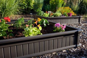 10 Inspiring Diy Raised Garden Beds Ideasplans And Designs The in 20+ How To Build Your Own Vertical Garden With A Pallet
