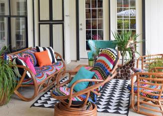 10 Patio Ideas On A Budget Hgtvs Decorating Design Blog intended for [keyword