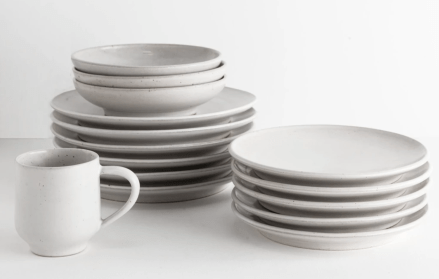 13 Clever Approved Dinnerware Sets Architectural Digest intended for ucwords]