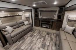 13 Fifth Wheel Rvs With A Front Living Room Illustrated in [keyword
