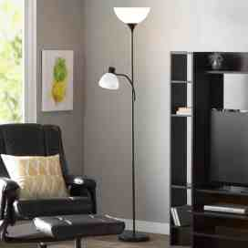 14 Awesome Floor Lamps Under 100 2019 intended for [keyword