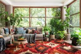 17 Comfy Eclectic Living Room Designs That Are All About The with [keyword
