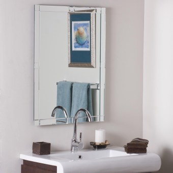 20 Frameless Beveled Bathroom Mirrors Mirror Ideas with regard to [keyword