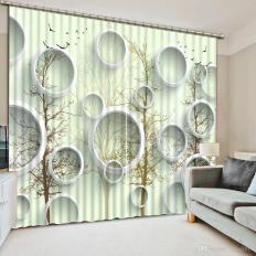 2019 Modern Bedroom Living Room Curtains Circle Photo Printing 3d Window Curtain For Home Thick Drapes From Yiwu2017 2000 Dhgate pertaining to 13+ Amazing Living Room Curtains