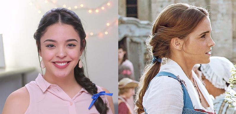 3 Disney Princess Inspired Hairstyles Youll Love inside ucwords]