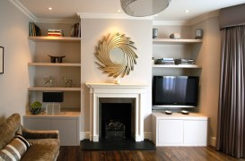 30 Fitted Living Room Cabinets Bespoke Fitted Tv Units with regard to ucwords]