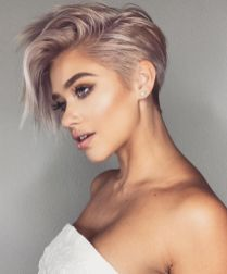 42 New Short Hairstyles For 2019 Bobs And Pixie Haircuts Eazy Glam pertaining to [keyword