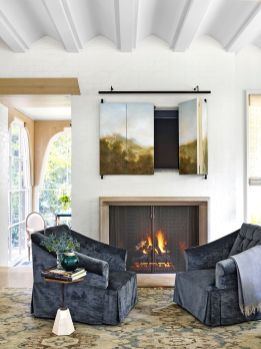 45 Best Fireplace Ideas Stylish Indoor Fireplace Designs intended for 10+ Adorable Fireplace Living Room