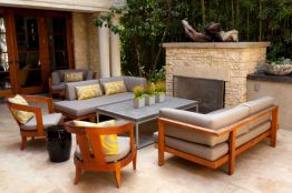 50 Outdoor Living Room Design Ideas throughout [keyword