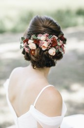 51 Romantic Wedding Hairstyles Brides with regard to ucwords]