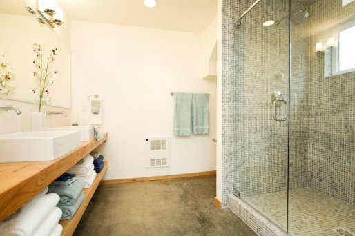 7 Best Bathroom Floor Tile Options And How To Choose Bob Vila for 14+ How To Tile A Bathroom Floor With Plank Tiles