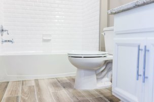7 Best Bathroom Floor Tile Options And How To Choose Bob Vila throughout 14+ How To Tile A Bathroom Floor With Plank Tiles
