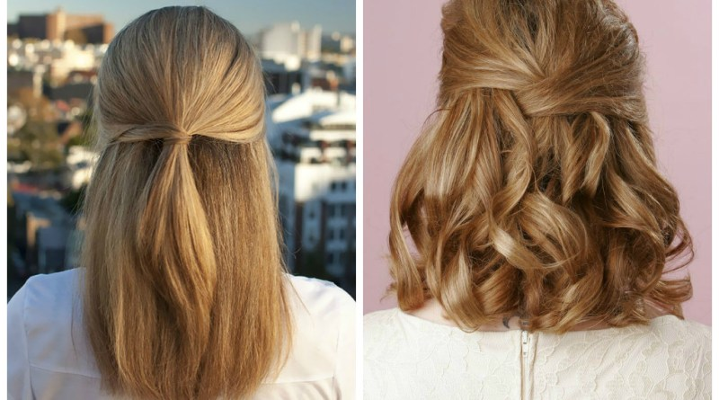 7 Super Cute Everyday Hairstyles For Medium Length Hair World Magazine within [keyword
