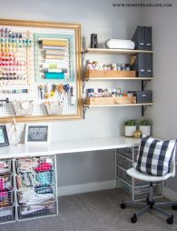 7 Totally Inspiring Craft Room Storage Ideas with 23+ Nice Craft Room Ideas