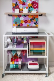 A Fresh Start To The New Year Projects To Spruce Up Your with regard to 23+ Nice Craft Room Ideas