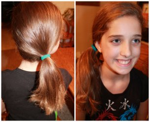 Back School Cute Easy Hairstyles Side Pony Sophie Hairstyles 17514 for ucwords]