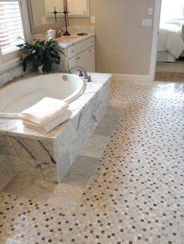 Baths Image Gallery Carefree Floors Inc Sales Installation within 14+ How To Tile A Bathroom Floor With Plank Tiles