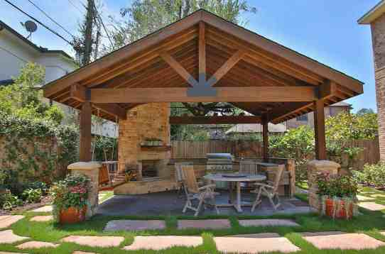Beautify Your Exterior Of Home With Outdoor Living Space regarding [keyword