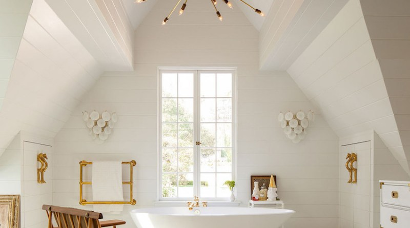 Bedroom Bathroom Creative Bathroom Chandeliers For Contemporary throughout 30+ Amazing Bathroom Chandeliers For Your Home