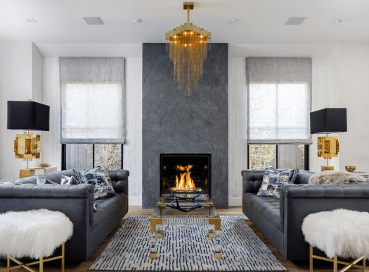 Best Fireplace Ideas For Your Living Room Inspiront in [keyword