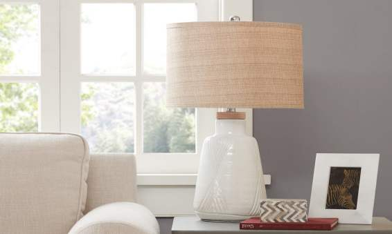 Best Lamp Shades For Your Table Lamp Overstock for [keyword