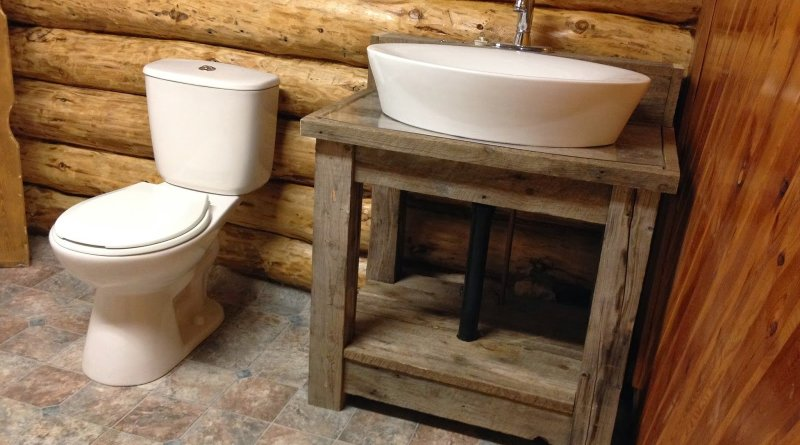 Big Ideas For Small Bathroom Storage Diy Solutions Rustic Chest Of within [keyword