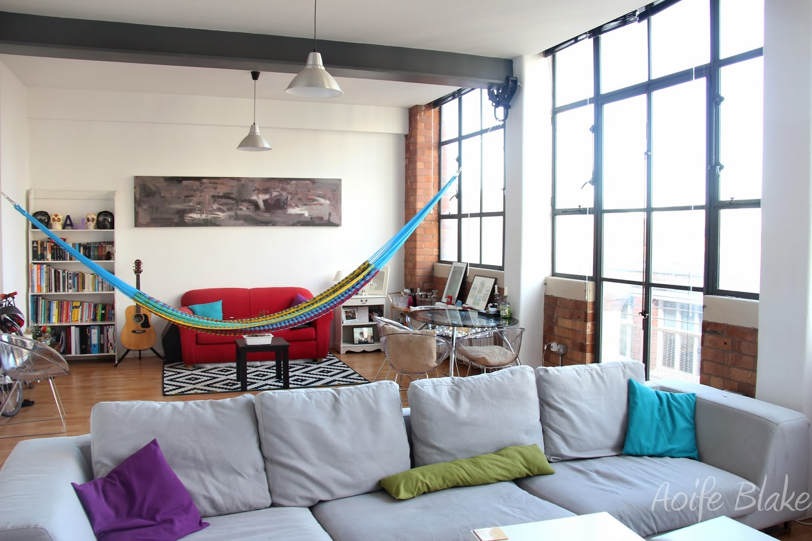 14 Awesome Indoor Hammock Ideas For A Lazy Sunday Morning Ceplukan