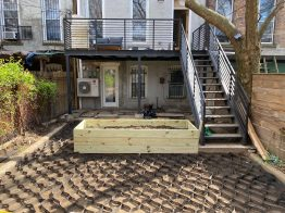 Brownstone Boys How We Diy Landscaped Our Backyard And with [keyword