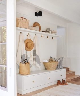 Cleverly Designed Mudrooms That Are Practical And Stylish intended for [keyword