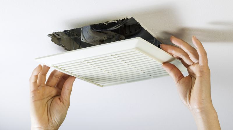 Contact Everyday Pros For Your Bathroom Fan Installation In The pertaining to [keyword