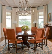 Curtain Ideas For Dining Room Best Of Bay Window Curtains Ideas For pertaining to [keyword