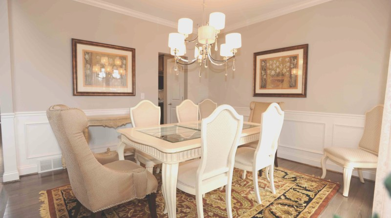Decor Using Appealing Wainscoting Dining Room For Awesome Home intended for ucwords]
