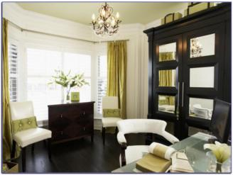 Dining Room Windows Bay Window Curtain Ideas For Dining Room Photos throughout 21+ Bay Window Ideas Blending Functionality With Modern Interior Design