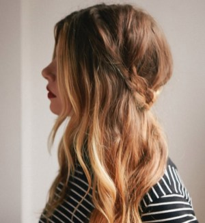 Dirty Hair Dont Care 20 Second Day Hairstyles For Stress Free throughout [keyword