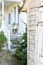 Fall Front Porch Decorating With Sage Green Tidbits with regard to [keyword