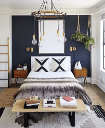 Follow This Bedrooms Example For A Sophisticated Take On Boho Chic for 13+ Bohemian Bedrooms That'Ll Make You Want To Redecorate Asap