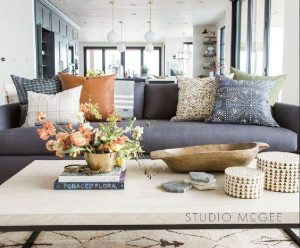 How To Style Throw Pillows Like A Pro Wilmots Decorating within [keyword