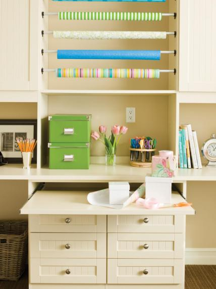 How To Turn Any Space Into A Dream Craft Room Hgtvs pertaining to 23+ Nice Craft Room Ideas