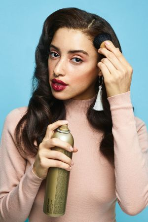 How To Use Hot Rollers Like A Professional Hair Stylist throughout 16+ Outstanding Volumizing Hairstyles