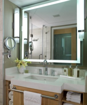 Integrity Led Lighted Bathroom Mirror Electric Mirror intended for [keyword